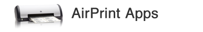 Airprint Apps